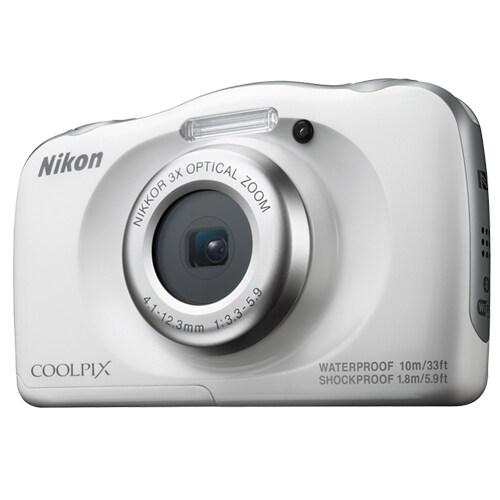 Nikon CoolPix W100 (สีขาว)