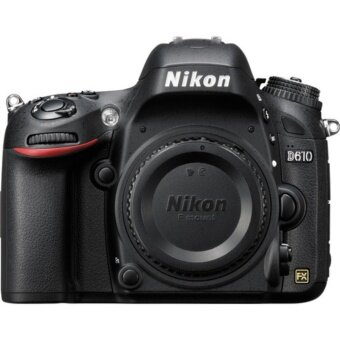Nikon D610 Digital Camera DSLR SLR Body Only