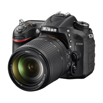 Nikon D7200 + Lens 18-140mm Black(ประกันศูนย์)