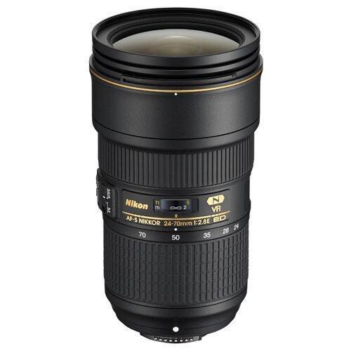 Nikon Lens AF-S NIKKOR 24-70mm. F/2.8G ED