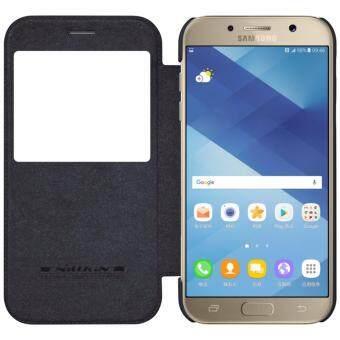 Nillkin เคส Samsung Galaxy A7 (2017) รุ่น QIN Leather Case - 4