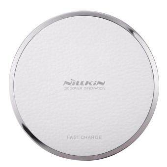 ใหม่ล่าสุด! ที่ชาร์จแบบไร้สาย Nillkin Wireless Charger Magic Disk III for Samsung Galaxy S8 S8 Plus S6, S7, Note 5, Note 7 White
