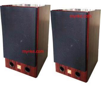 ตู้ลำโพงคาราโอเกะ/โฮมเธียร์เตอร์ขนาด 8 นิ้ว300 วัตต์ รุ่น TRIO JBL-SERIES (แพ็ค2ตู้)