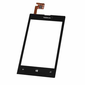 อะไหล่มือถือทัชสกรีน Nokia Lumia 520 N520 B รุ่น MTNA176B (Black)