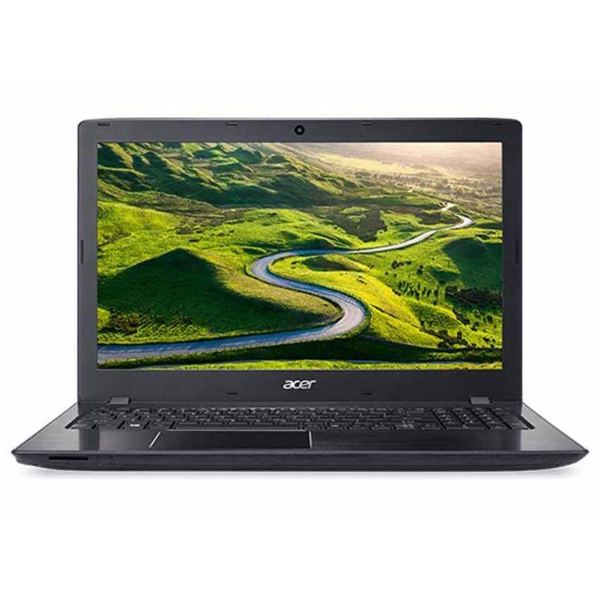 Notebook Acer Aspire E5-575G-73W6T016 (BLACK) i7-7500U4GB1TBGT940MX(2GB DDR5)DVD15.6'(2Y)