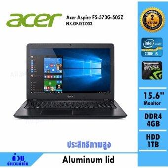 Notebook Acer Aspire F5-573G-505Z/T003 (Black)