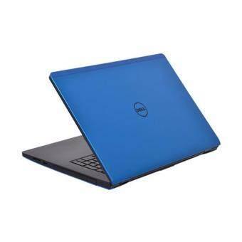 """ซื้อ/ขาย Notebook Dell Inspiron 3467 (W5641104RTHW10) i5-7200U/4GB/500GB/AMD Radeon R5 M430 2GB/14.0"""" HD/Win10 Home/Blue"""