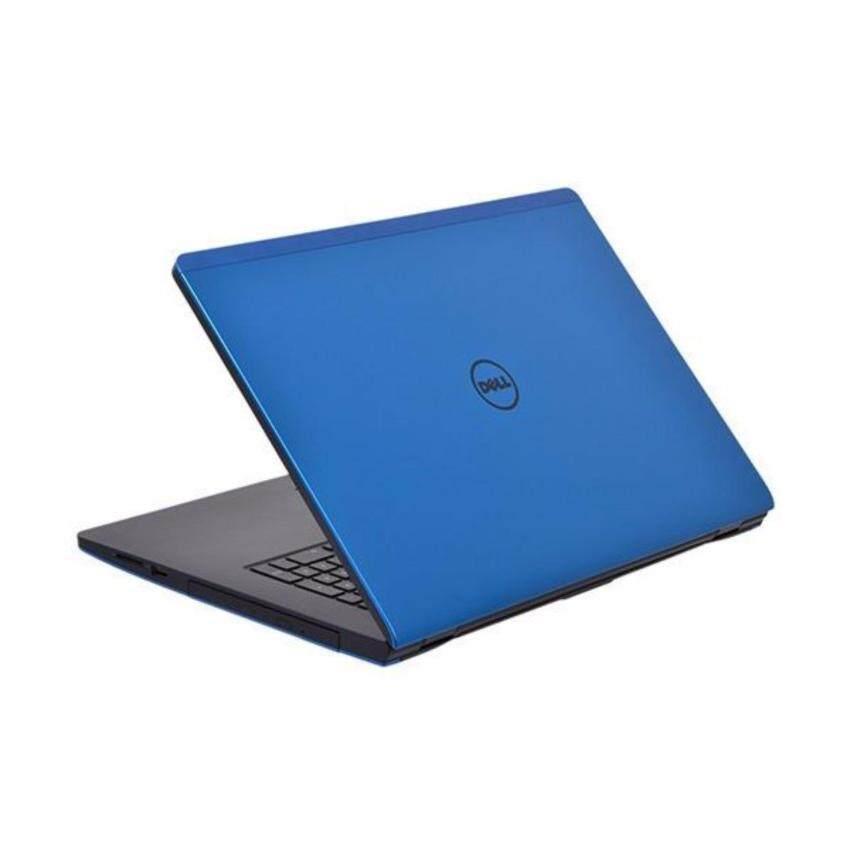 Notebook Dell Inspiron 3467 (W5641104RTHW10) i5-7200U4GB500GBAMD Radeon R5 M430 2GB14.0' HDWin10 HomeBlue