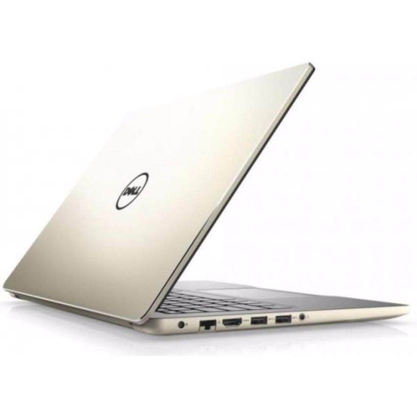 Notebook Dell Inspiron 7460 (W56712561THW10) -Gold,GreyWin10H