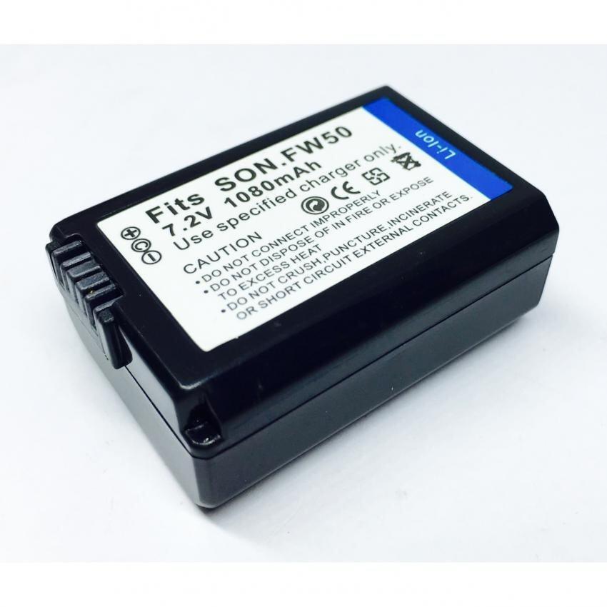 แบตเตอรี่กล้อง รุ่น NP-FW50 Replacement Battery for Sony