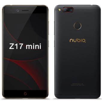 [รุ่นแนะนำ สุดคุ้ม] nubia-Z17mini สีดำทอง  แรม4/รอม64  กล้องหน้า 16MP  กล้องหลังคู่ 26MP **ผ่อนชำระได้ทุกธนาคาร!