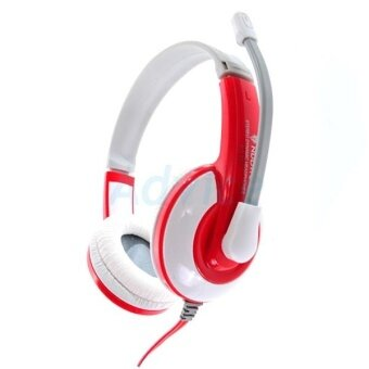 2561 NUBWO Headset 520 (Red)