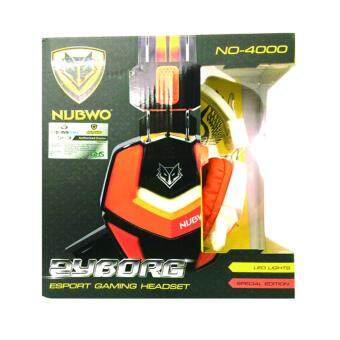 2561 Nubwo No 4000 (white Orange)