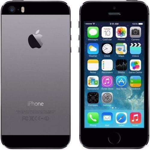 (OEM REFURBISHED) Apple iPhone 5s 16GB (Black)