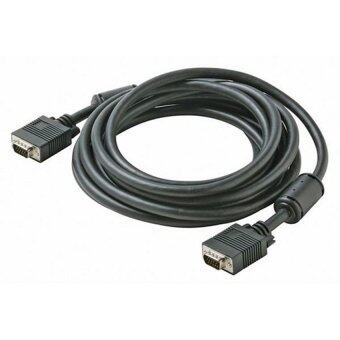 ประกาศขาย OKER สายจอ 10เมตร Super VGA RGB Cable 3+6 Cable 10M (Black)(Black)