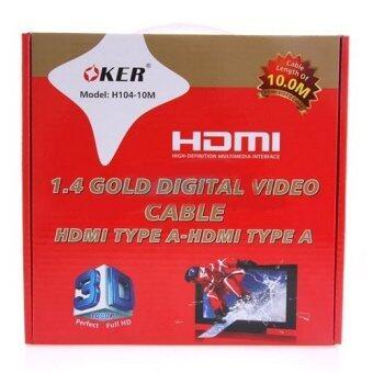 OKER Cable HDMI V.1.4 M/M 10M