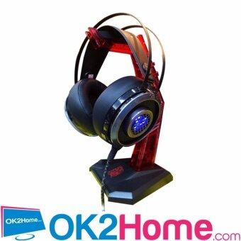 OKER Hi-Fi Stereo Headphones Gaming รุ่น K2 - (สีดำ)