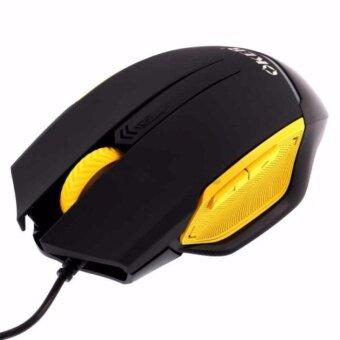 ประเทศไทย OKER Optical Mouse USB รุ่น GM-767 Gaming