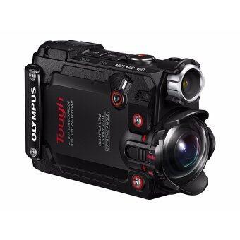 Olympus Stylus Tough TG-Tracker 4K Waterproof Action Camera - [Black] - intl