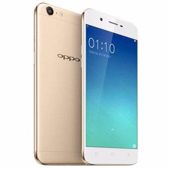 OPPO โทรศัพท์มือถือ OPPO A39 (CPH1605) สีทอง รุ่น A39 (CPH1605) Gold