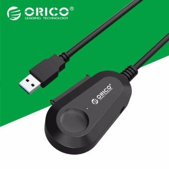 Orico USB 3.0 to Sata Cable Adapter with Power Adapter - 35UTS - Black