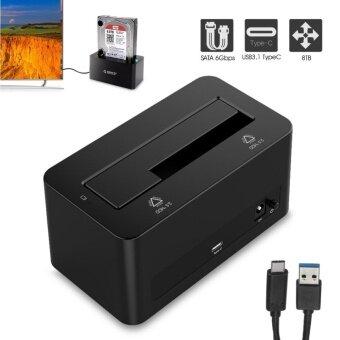 ประกาศขาย ORICO USB C Type-c Hard Drive Dock 2.5'' 3.5'' SATA HDD SSD Docking Station New - intl