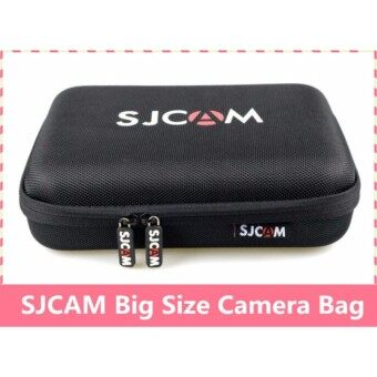(ORIGINAL) SJCAM Action Camera Protective Travel Case Carry Bag Water Resistant (Large Bag)