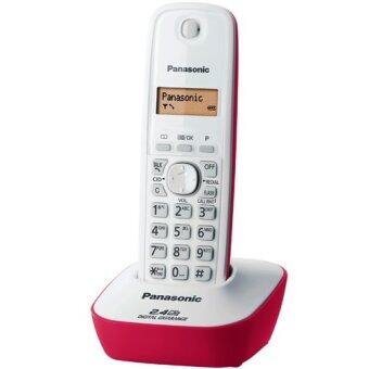 Panasonic Cordless Phone รุ่น KX-TG3411BXP - Pink