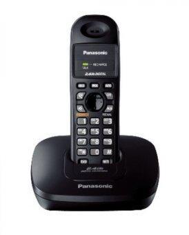 Panasonic Cordless Phone รุ่น KX-TG3600BX (Black)