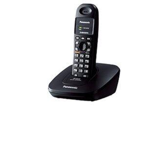 Panasonic Cordless Phone รุ่น KX-TG3600BXB - Black