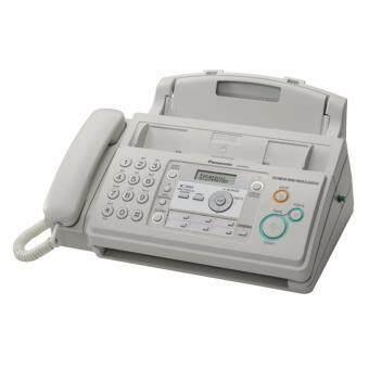 ราคา Panasonic Ink Film Fax KX-FP701CX (White)