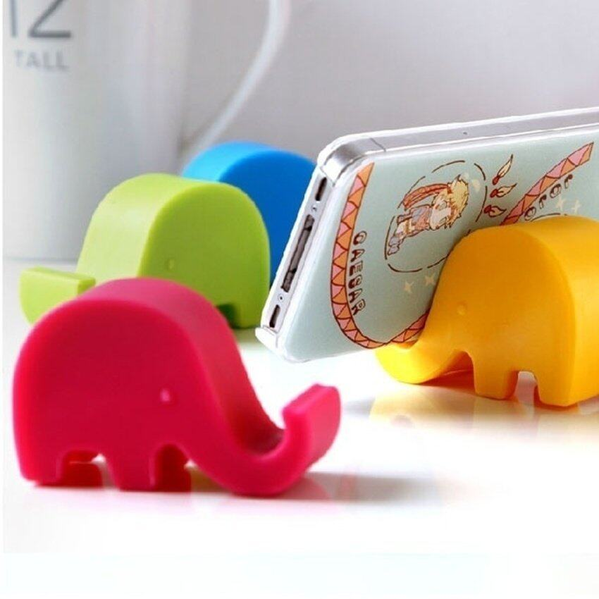 Phone Holder Selfie Camera Stand / Lazy Bed Bracket [PINK] IphoneSamsung - intl