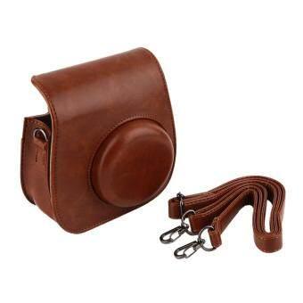 กล้องกระเป๋าเคสหนังสำเร็จรูปสำหรับ Polaroid กล้องกระเป๋าเคสหนังรูป