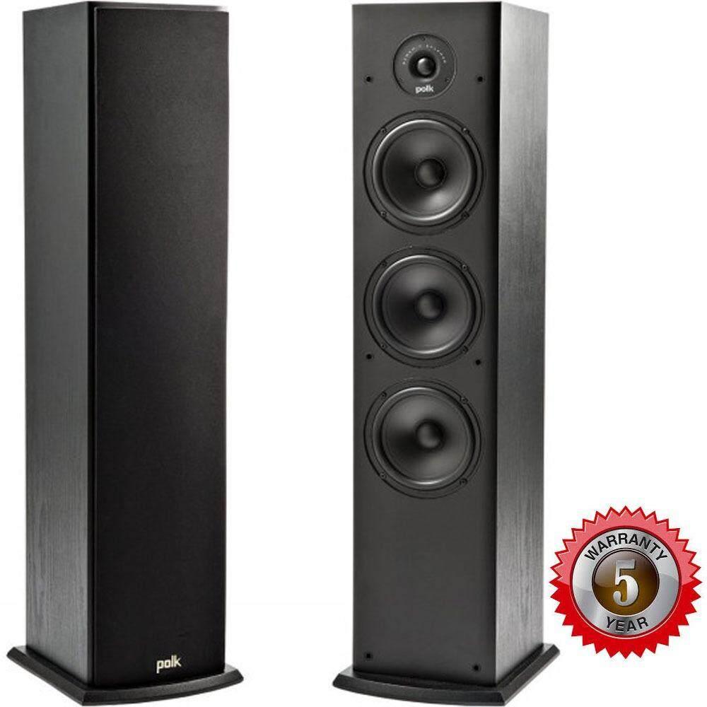ยี่ห้อนี้ดีไหม  ลพบุรี Polk Audio T Series T50+T30+T15