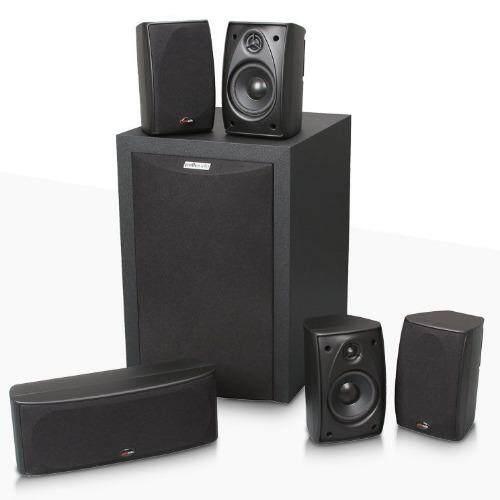 การใช้งาน  ตราด POLK Speaker Set 5.1CH รุ่น RM6750