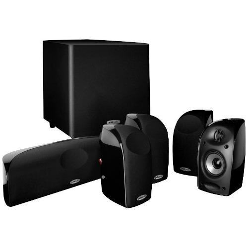ยี่ห้อนี้ดีไหม  ตรัง POLK Speaker Set 5.1CH รุ่น TL1600