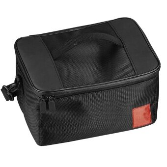 Portable Nylon Protective Storage Travel Shoulder Hand Bag with Multiple Pockets for Nintendo Switch Host And Accessories - intl