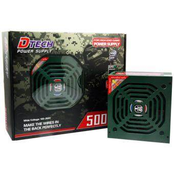 Power Supply 500W DTECH รุ่น PW007