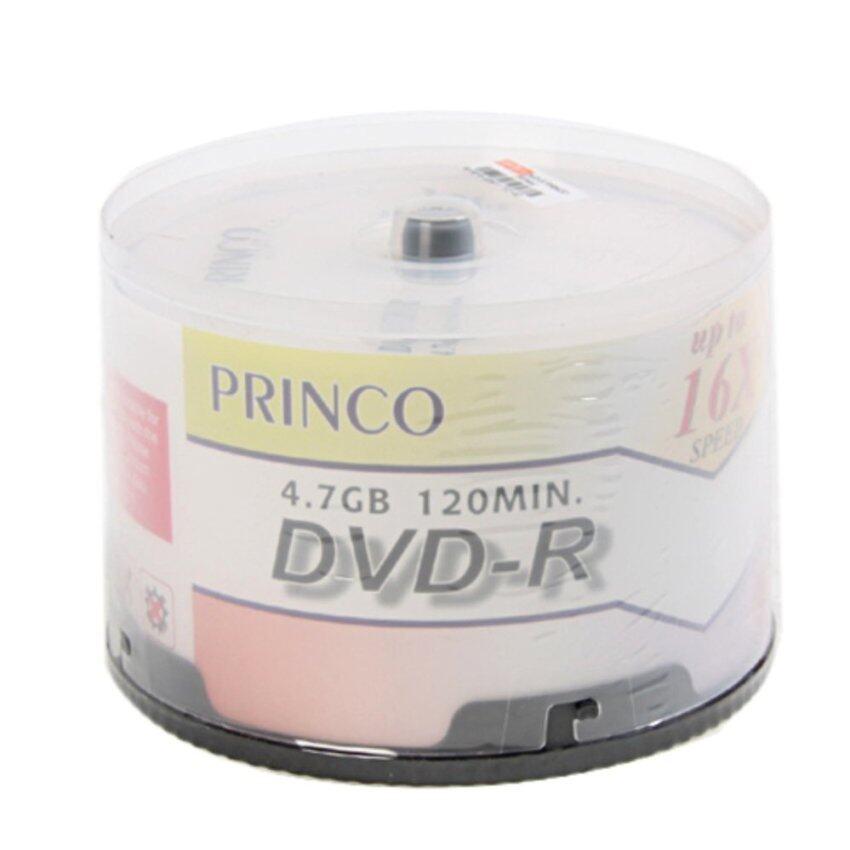PRINCO DVD-R 16X (50/Box)