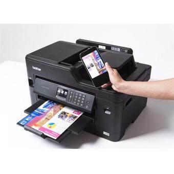 ปริ้นเตอร์ PRINTER Brother MFC-J2330DW Multifuntion/Fax (A3) มีหมึกพร้อมใช้งาน