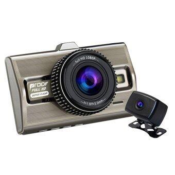 Proof Super HD DVR กล้องติดรถยนต์หน้า-หลัง รุ่น Platinum II Dual (Sony Senror)