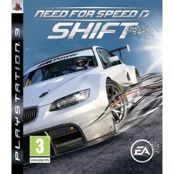 PS3 Need for Speed: Shift (Europe)