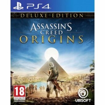 ps4 assassin's creed origins deluxe edition ( english )