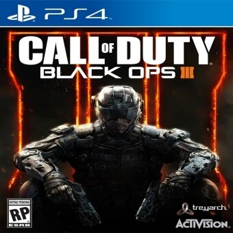 PS4 Call of Duty: Black Ops 3 Z3