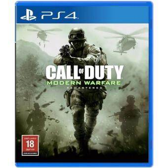 PS4 Call of duty Modern Warfare Remaster Z3 Eng