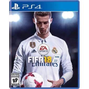PS4 FIFA 18 ( english )