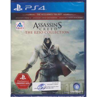 Harga PS4 Game Assassin's Creed The Ezio Collection [Zone 3/Asia]