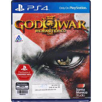Harga PS4 Game God of War™ III Remastered [Zone 3/Asia]