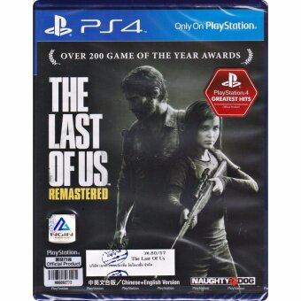 Harga PS4 Game The Last of Us™ Remastered [Zone 3/Asia]