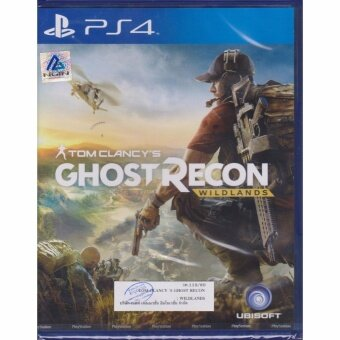 Harga PS4 Game Tom Clancy's Ghost Recon Wildlands [Zone 3/Asia]